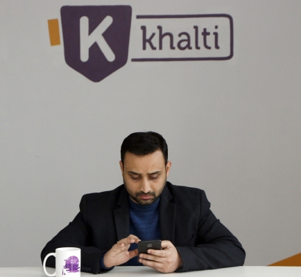 Khalti - In Conversation with Amit Agrawal, one of the co-founders of Khalti