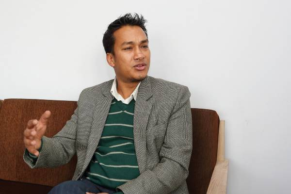 From the Launchpad - Bibhusan Bista