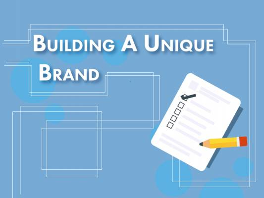 Building a unique brand
