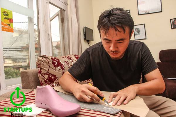 A Business Built in Passion: Dulla Shoes