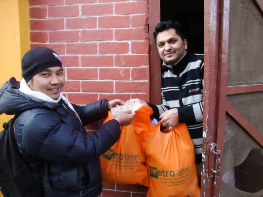 Metro Tarkari: A founder's dream changing how people buy fruits and vegetables in Kathmandu