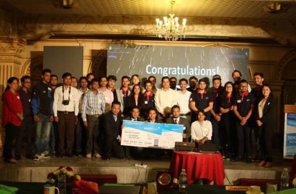 Visualise VR Prevails in Seedstars Kathmandu 2016