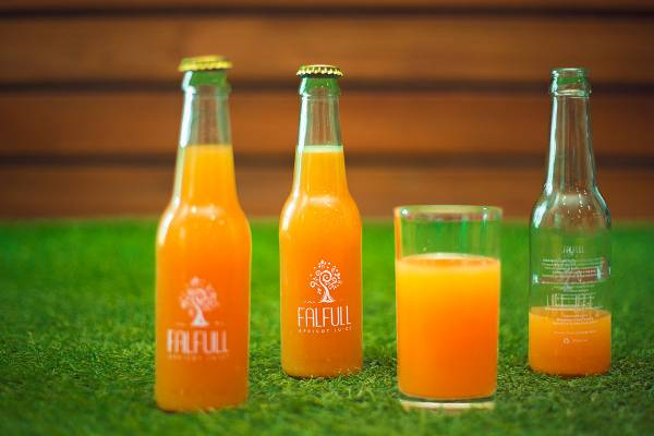 Margo Nepal Brings to Town Falfull- Organic Fruit Juices from Marpha
