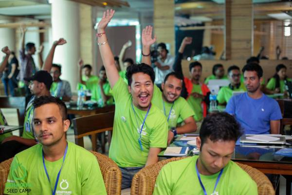 Meet the 16 Teams of Udhyami Seed Camp - Tech Edition