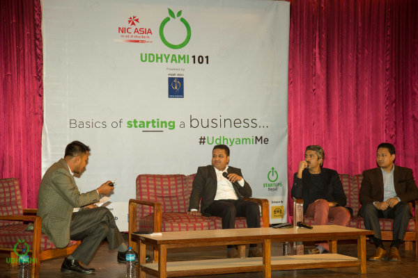 Highlights from the Panel of Udhyami101 Tech Edition