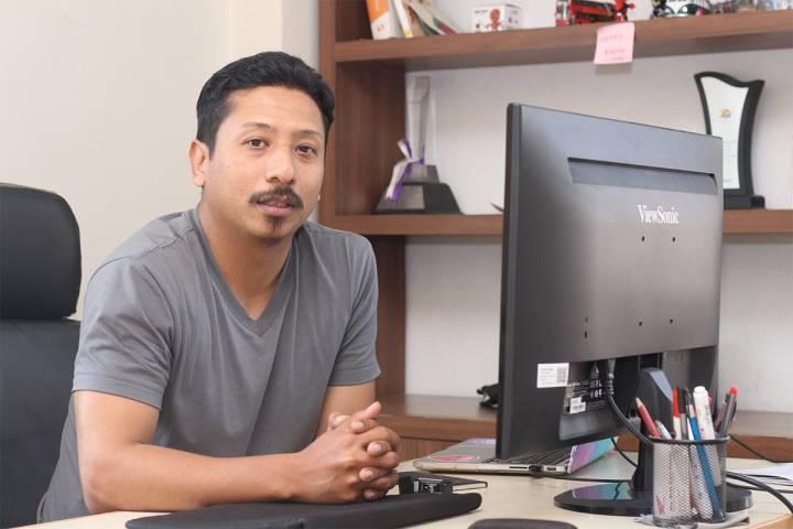 From the Launchpad - Anjan Shrestha