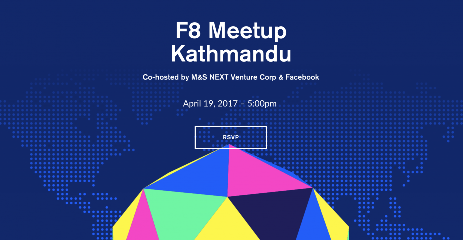 Facebook's F8 meetup: Exciting developers and entrepreneurs in Kathmandu