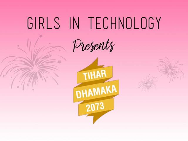 Interesting Women Enterprises in Tihar Dhamaka by Girls in Technology