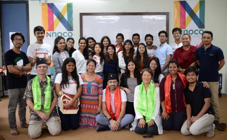 UAE-Nepal Connect Social Innovation Boot-camp organized in Kathmandu