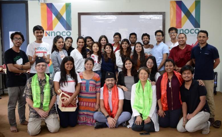 UAE-Nepal Connect Social Innovation Boot-camp organized in Kathmandu