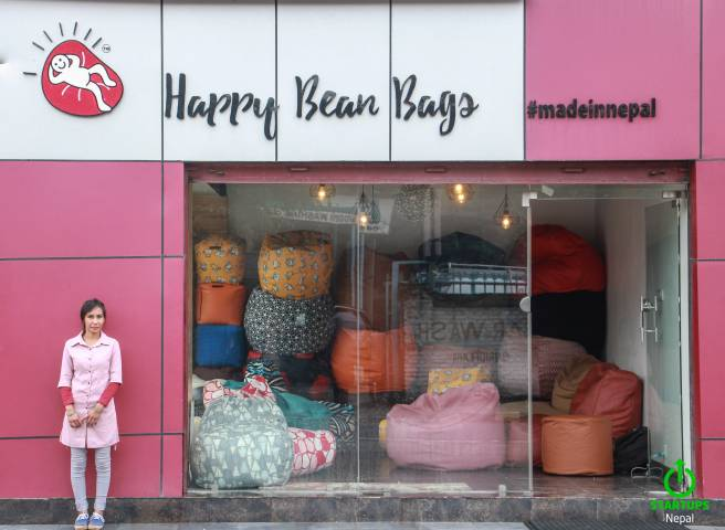 Happy Bean Bags: A Business Philosophised on Happiness