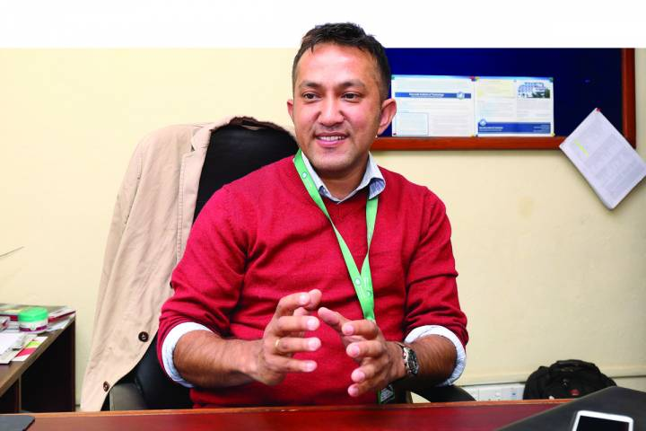 From the Launchpad - Hitesh Karki
