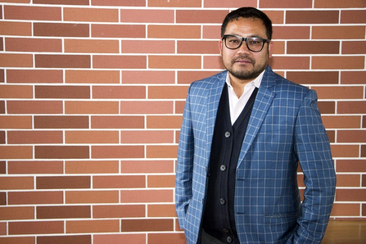 In talks with Anil Basnet, the CEO  and founder of Metrotarkari