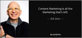 Content Marketing - The Present of Digital World